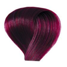 ion color brilliance jet black with fuschia highlights