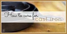 How To Care For Cast