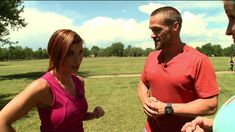 "9-minute workouts from Chris and Heidi Powell, the muscle behind the hit show, ""Extreme Weight Loss"". http://coloradosbest.tv/2013/06/21/extreme-weight-loss-trainers-on-fitness-friday/#ooid=h5dXdvYzqQFSLAD1otoENXBdwA_eCbwA"