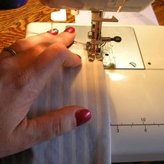 Sewing machine steps   for begginers