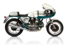 Ducati 750.