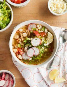 #Recipe: 30-Minute Chicken Posole