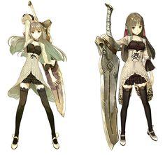 Linca - Characters & Art - Atelier Ayesha: The Alchemist of Dusk