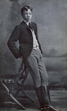 Theodore Roosevelt Jr. - Son of Theodore Roosevelt - Almanac of TR
