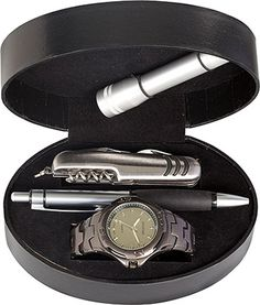 Gents Watch Gift Set - Corporate Gifts - #brandability