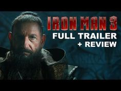 Iron Man 3 Official Trailer 2013 + Trailer Review : HD PLUS. I am TOO EXCITED!