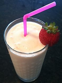 Vanilla Milkshake Smoothies taste like the real thing but without all of the sugar, calories and fat!
