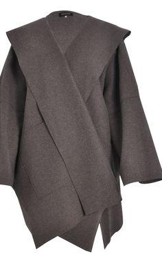 Eskandar coat. #minimalist #fashion #style