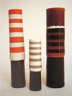 Ettore Sottsass Ceramics