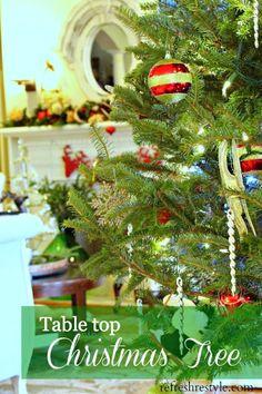 Table Top Christmas