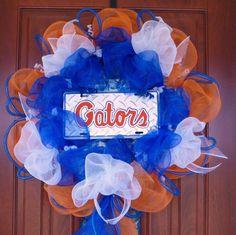 florida gator wreath - Bing Images