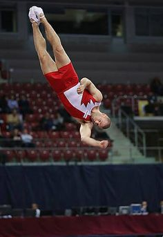 "JON SCHWAIGER: Canadian National Team athlete for power tumbling and double mini trampoline! ""I have tried multiple products to try to get a boost before training sessions or workout sessions after a long day of work. Most give a crash half way through training which impedes what I want to achieve. After trying ENERGYbits, I have found that needed energy without the crash, and as someone who trains 5 days a week at an elite level, this is of utmost importance to me to keep pushing myself."""