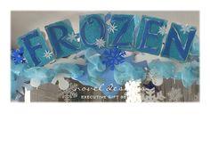 Disney Frozen Birthday Party Ideas | Photo 1 of 11