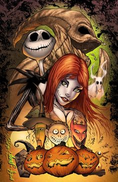 Nightmare Before Christmas by ~TimareeZadel on deviantART