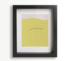 Fields Of Gold / Sting - Music Lyric Art Print - home decor, wall decor, living room, bedroom, wall art, anniversary, wedding gift. $19.95, via Etsy.