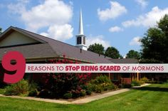 Brittany's Blog | 9 Reasons to Stop Being Afraid of Mormons