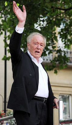 Harry Potter and the Deathly Hallows - Part 2' UK Premiere - 07/07/2011. Michael Gambon - Albus Dumbledore