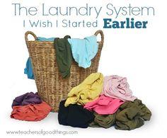 The Laundry System I