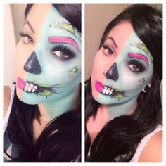Halloween makeup: COMIC ZOMBIE by Southpoint. Tag your pics with #Halloween and #SephoraSelfie on Sephora's Beauty Board for a chance to be featured!