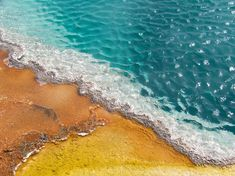 Thermal Pool, Yellowstone National Park