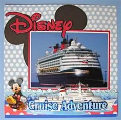 Scrapbook Disney Layouts - Bing Images