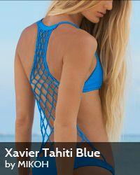 Xavier Tahiti Blue by MIKOH