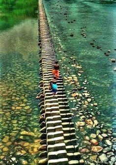 Ponte Piano na China