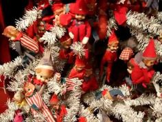 Woolworths Christmas display This video is a real gem.  So many Christmas dime store items gathered in one place.  A real trip down memory lane!