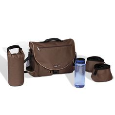 Great for your pet's emergency kit - Solvit Homeaway Travel Organizer Kit for Pets