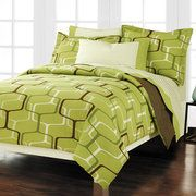 green bedding to coordinate with dino theme