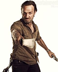 THE WALKING DEAD Season 3 - Character and ZombiePhotos
