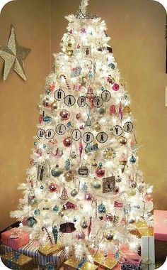 Christmas Tree Idea for this year