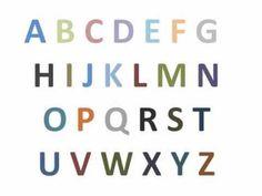 Kinderliedje met beeld: Alfabetlied