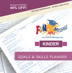 Join Top Picks Homeschool Curriculum Fair online with more than 100 homeschooling vendors offering giveaways  everyday and special discounts.  You will find our popular Kinder planner at a special discount. See details here.