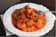 Shrimp Fra Diavalo from Blog is the New Black