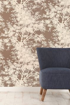 Tree Shadow Wallpaper
