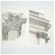 Home designs on pinterest atlanta homes leather couches for Full size architectural drawings