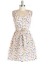 Lead the Pachyderm Dress | Mod Retro Vintage Dresses | ModCloth.com