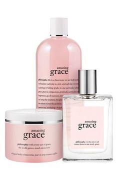 philosophy 'amazing grace' layering set