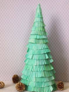 Cupcake Wrappers #christmasdiy #holidaycrafts
