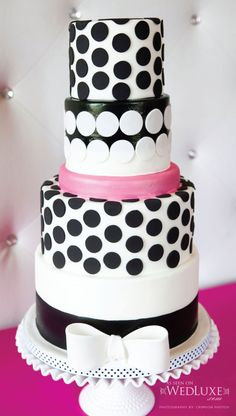 Could use as minnie mouse party cake