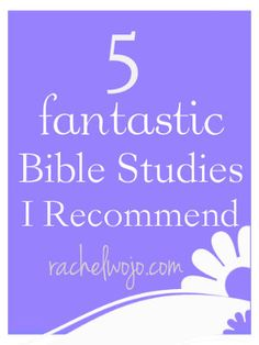 Best Bible Studies for Women