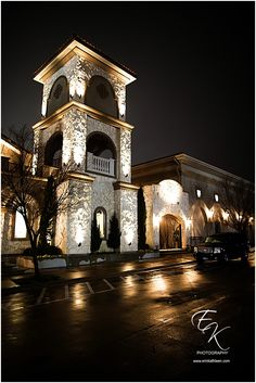 DFW Wedding Venues - Piazza in the Village - Colleyville, Texas