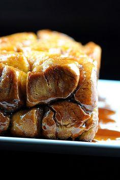 whiskey caramel monkey bread