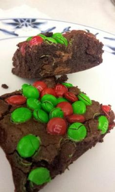 Whatever Floats Your Boat Brownies Recipe