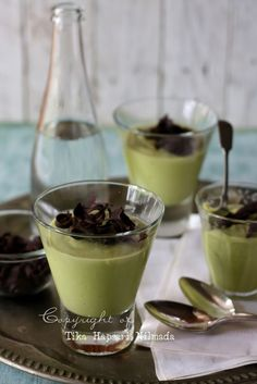 avocado pudding malay food, avocado recip, puddings, healthi snacksbreakfast, drink, avocado er, indonesian dessert, avocado pud, food creation
