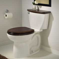 Boulevard Wood Finish Toilet Seats Alternate View