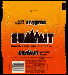 Summit..this was my favorite candy bar!