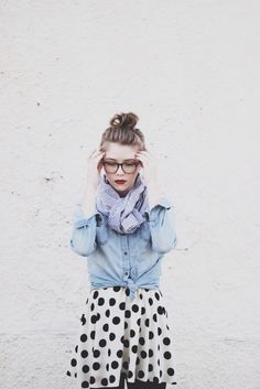 Dots and Denim