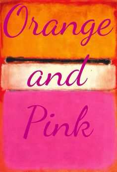 pink and orange, pink color, colors, fuchsia, art, inspir, navy, summer colours, cream